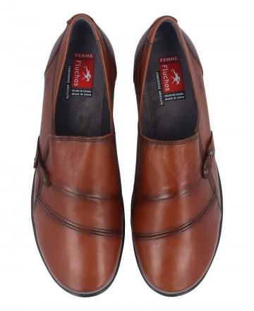 Fluchos Noa Sugar F9154 leather casual shoes
