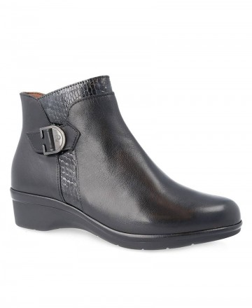 Leather boots Pitillos 5718