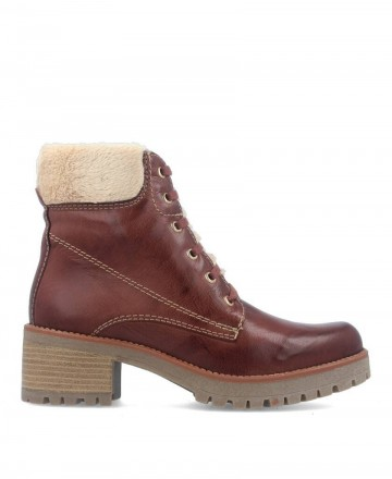 Brown Boots Andares 801848