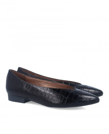 Leather ballet flats Andares 137918