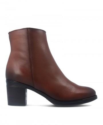 Zapatos Mujer -  Botín piel Paula Urban 6-876