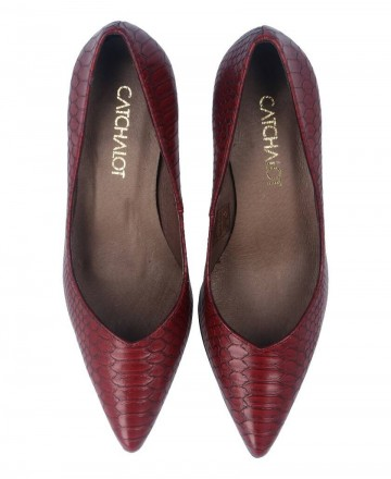 Red Patricia Miller 2010 Court Shoes