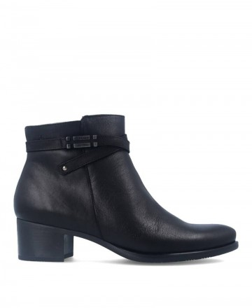 Dorking D7637 medium heel ankle boot