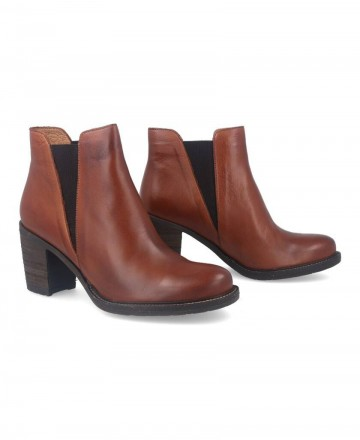 Catchalot Traveris 8868 leather ankle boots