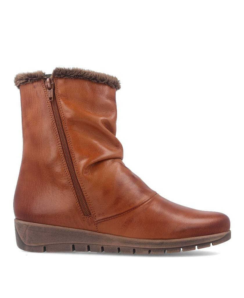 Andares brown boots 206248