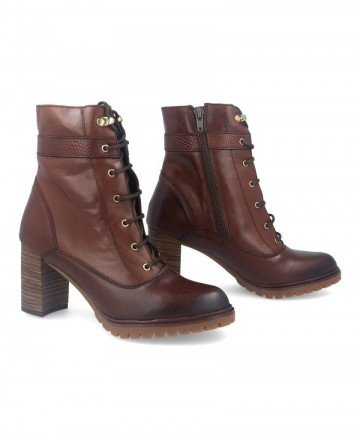 Catchalot Leather ankle boots Tambi Ronda