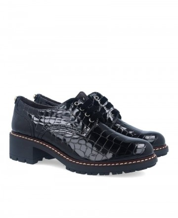 Kennebec 7044 black women's shoes