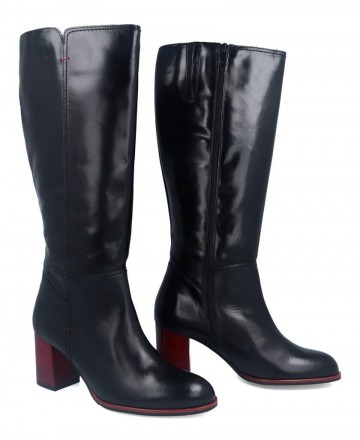 Catchalot Alma de Candela leather high boots 297