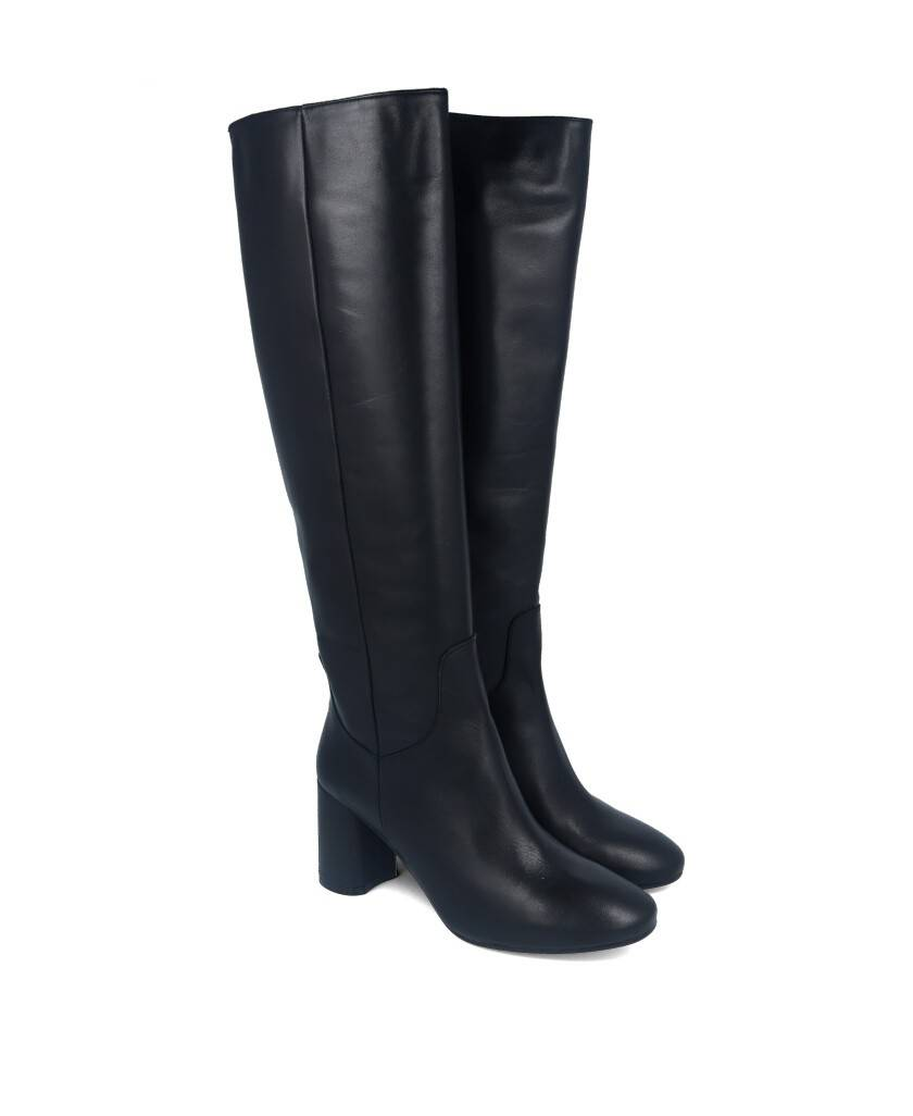 Tambi Rita high heeled boots black
