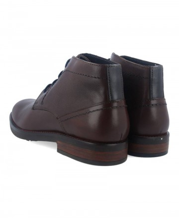 Catchalot 4-X54-W1914191 men's brown ankle boots