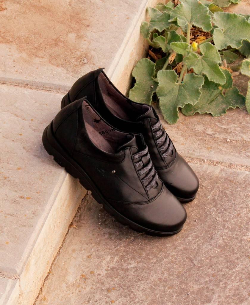Black shoes Fluchos Susan F0354