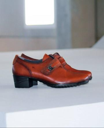 Zapatos Fluchos Charis F0587 sugar