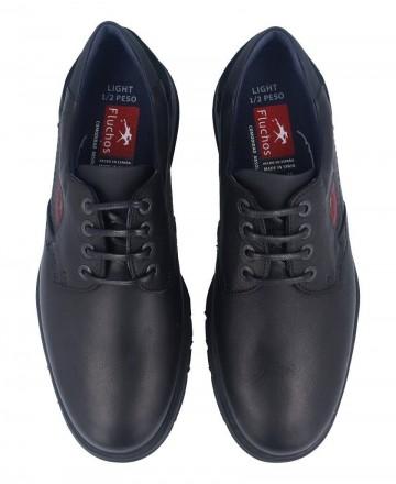 Catchalot Calzado de hombre Fluchos Celtic Salvate negro F0247