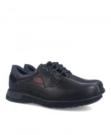 Calzado de hombre Fluchos Celtic Salvate negro F0247
