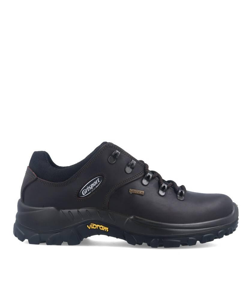 Zapatos de para hombre en color marron Caracteristicas con cordones altura de piso 3 cm piso exterior piel e interior gritex GR