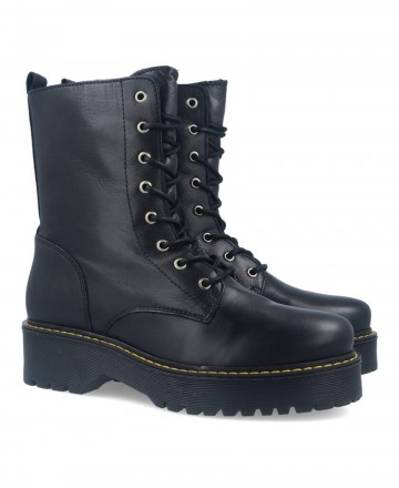 women shoes -  Traveris B2139A military boots