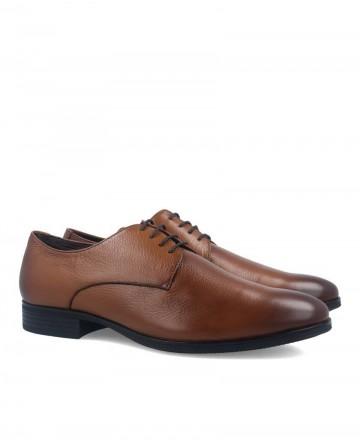 Zapatos derby en color cuero Hobbs A0475C0208