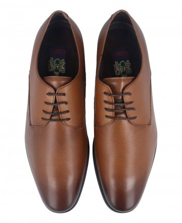 Catchalot Hobbs Leather Derby Shoes A0475C0208