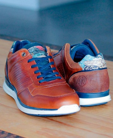 Catchalot Casual Shoes Bullboxer 630-K2-5973A