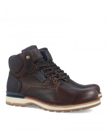 Catchalot J5139-TV79 brown boots