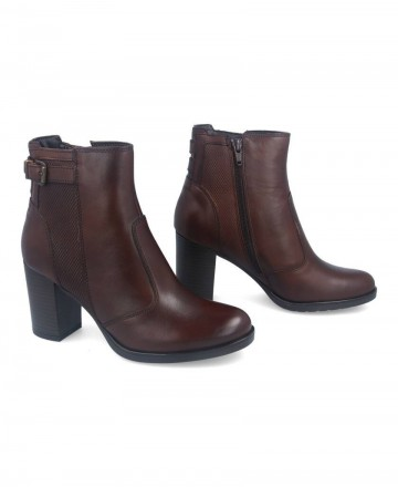 Catchalot 3228 leather ankle boot
