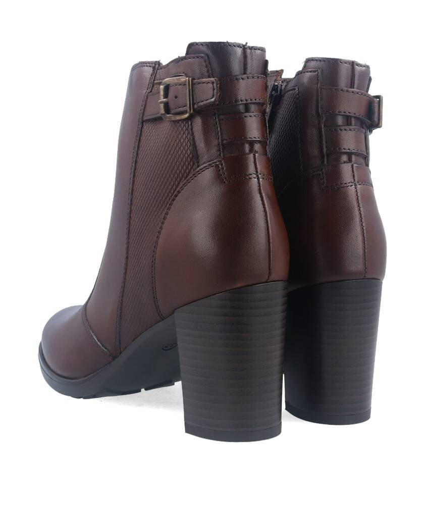 sale of casual brown ankle boots Catchalot 3228