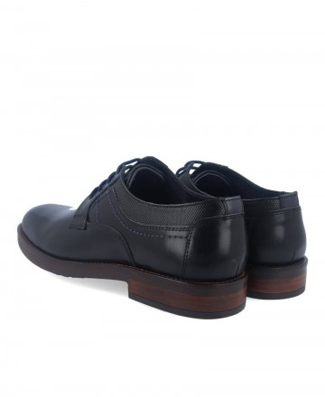 Black casual shoes Catchalot 4-X54-W1914184