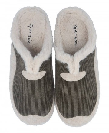 Catchalot Garzon 7450.236 khaki House slippers