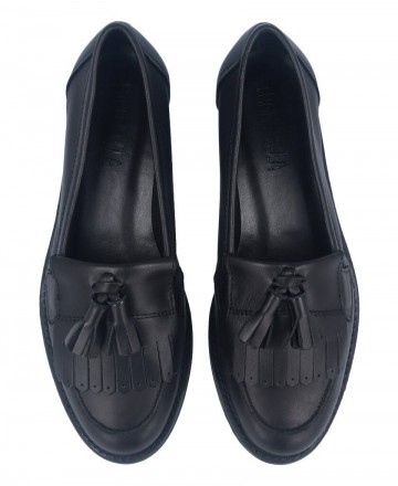 Catchalot Stilmoda 1110 black loafers