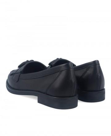 Mocasín Stilmoda 1110 negro
