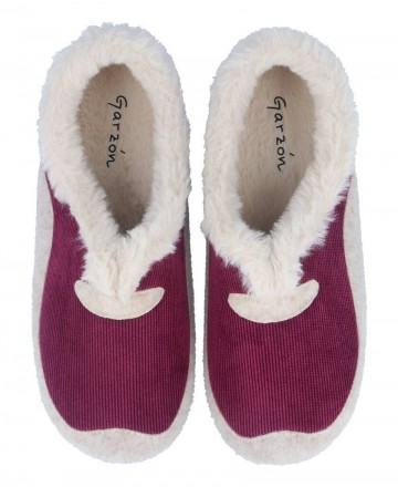 Catchalot Garzon 7950.236 Burgundy House Slippers