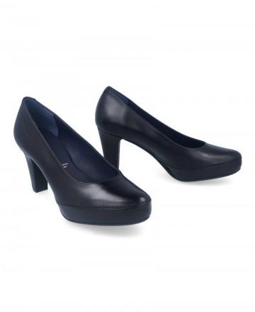 Dorking Blesa lounge shoe black 5794