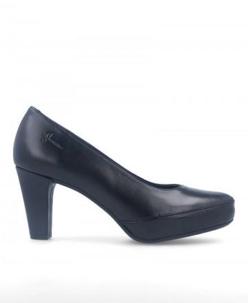 Zapato salón Dorking Blesa negro 5794