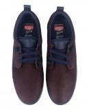 Blucher On Foot Flex 8551 Bordeaux