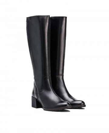Wonders leather boot H-3521
