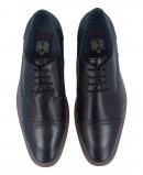 Hobbs MB51802 Men's Comfortable Black Shoes