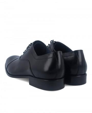 Zapatos cordones Hobbs M55 839 10S negro