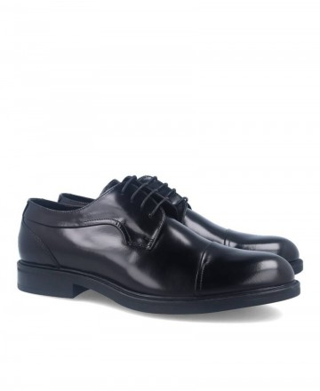 Hobbs black groom shoes M55 59103L