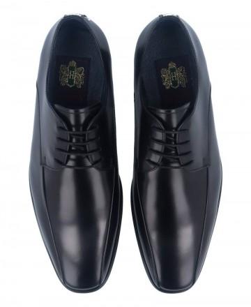 Catchalot Hobbs black groom shoes MA97504