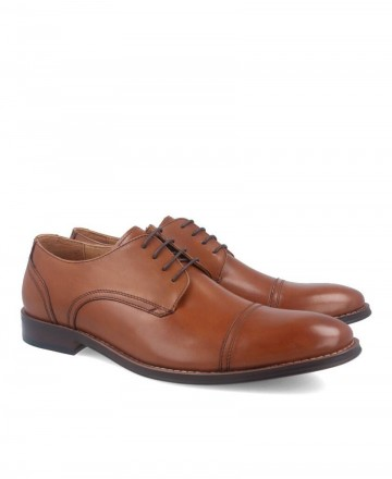Hobbs MB51802 Men's Casual Brown Shoes
