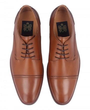 Catchalot Zapatos marrones de hombre casual Hobbs MB51802