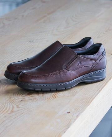Catchalot Zapatos casual sin cordones Fluchos Crono 9144 marrón