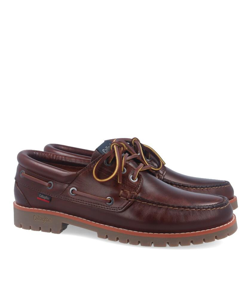 Náuticos Callaghan Tanke 86400 marrón