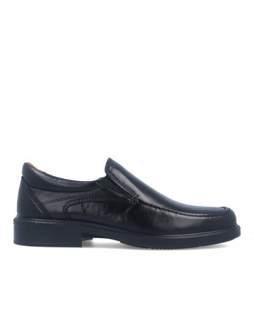 Zapatos para trabajar Luisetti 0106 Confort Step negro