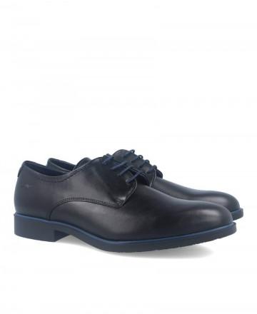 Zapatos Derby Fluchos Coloso negros 9834