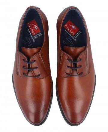 Catchalot Zapatos cordones Fluchos Heracles F8410 Memory Cuero