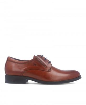 Zapatos cordones Fluchos Heracles F8410 Memory Cuero