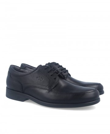 Zapatos negro hombre Fluchos Maitre 8903