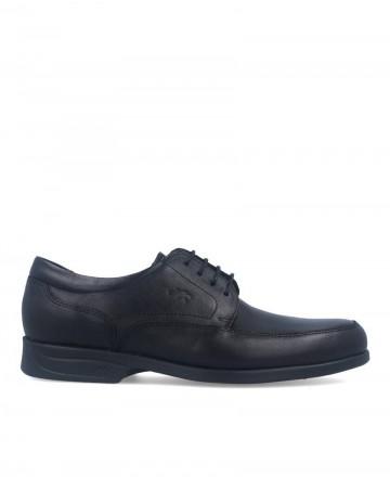 Fluchos Maitre 8903 men's black shoes