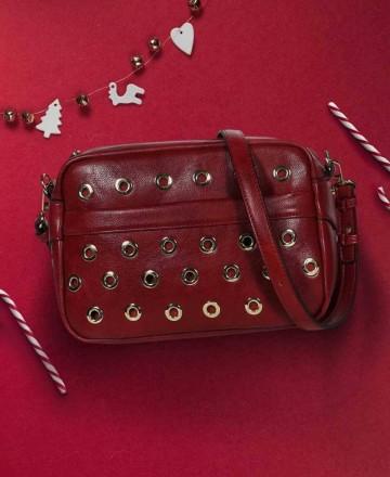 Bag with golden details Binnari 17771